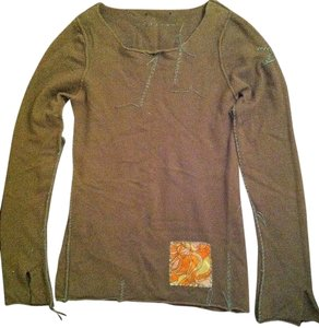 Unknown Cashmere Funky Modern Sweater