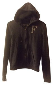 Abercrombie & Fitch Hoodie Sweater Zip Up Jacket