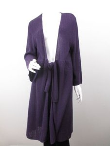 Other Beyond Threads Tie Front Long Duster Maxi Cardigan Sweater