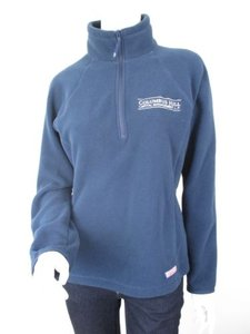 Vineyard Vines Fleece 14 Zip Columbus Hill Management Sweater