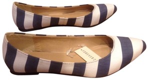 Forever 21 Blue and white Flats