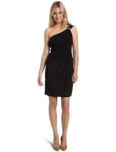 Laundry By Shelli Segal Black 99r24403 Dress