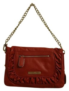 BCBGeneration Faux Leather Shoulder Bag