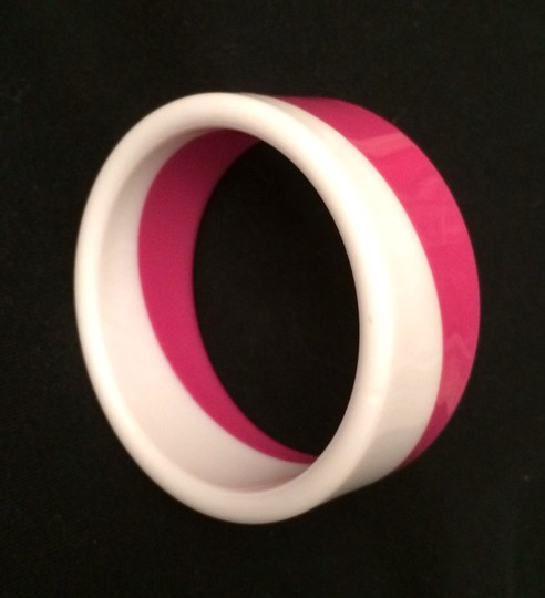 Other Pink & White Bangle
