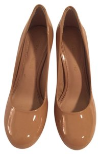 Arturo Chiang Nude patent Pumps