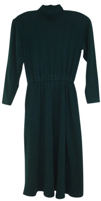 Forest Green Maxi Dress by Talbots