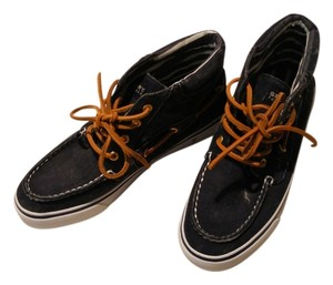 Sperry High Top Casual Denim Athletic