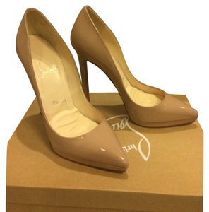 Christian Louboutin So Kate Bianca Simple Pump Nude Pumps