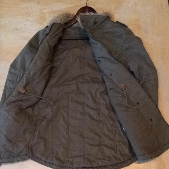 H&M Military/ Cargo Green Jacket