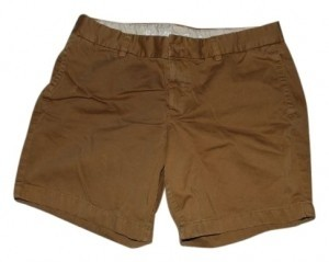 J.Crew Dress Shorts brown