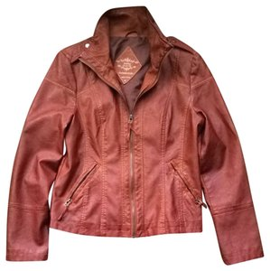 Selby Tobacco (red/brown) Jacket