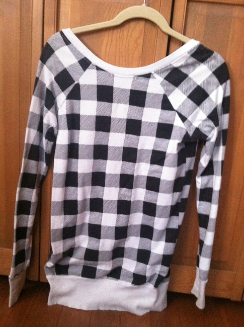 Urban Outfitters Sweater Checkered Tunic
