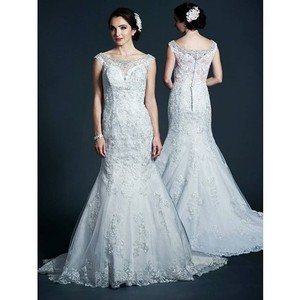 Kari Chang Eternal Kari Chang Eternal Kcw1572 Lace Wedding Dress