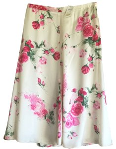 Dolce&Gabbana Skirt Taupe with pink