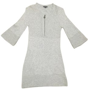 A|X Armani Exchange short dress Gray on Tradesy