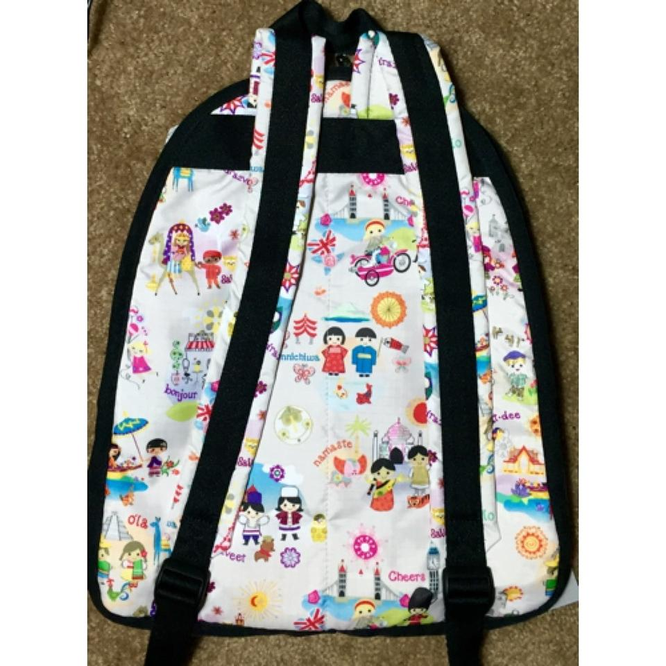 bde8853fd89 LeSportsac Around The World  Disney It s A Small World Backpack - Tradesy
