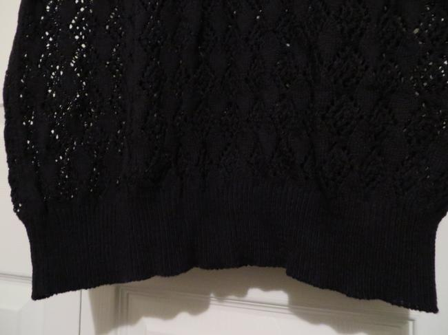 Tulle short dress black on Tradesy