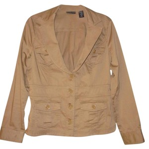 New York & Company & Blazer Tan Jacket