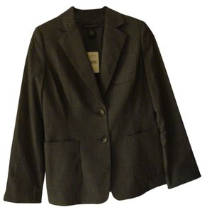Banana Republic Lightweight Wool Suit Jacket