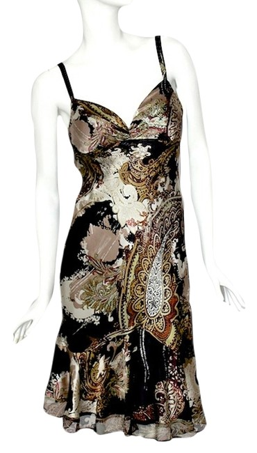 Mary L Couture Wedding Guest Sexy Back Adjustable Dress