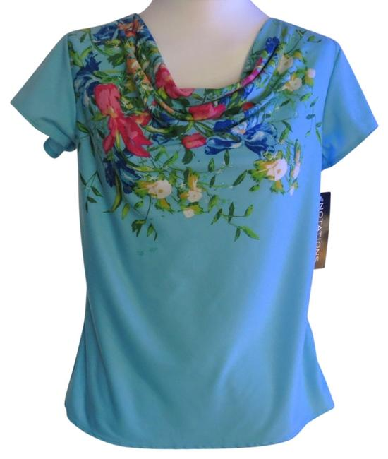 Notations Top Blue