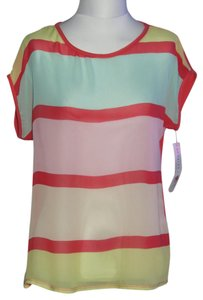 Annalee + Hope Top Multicolor