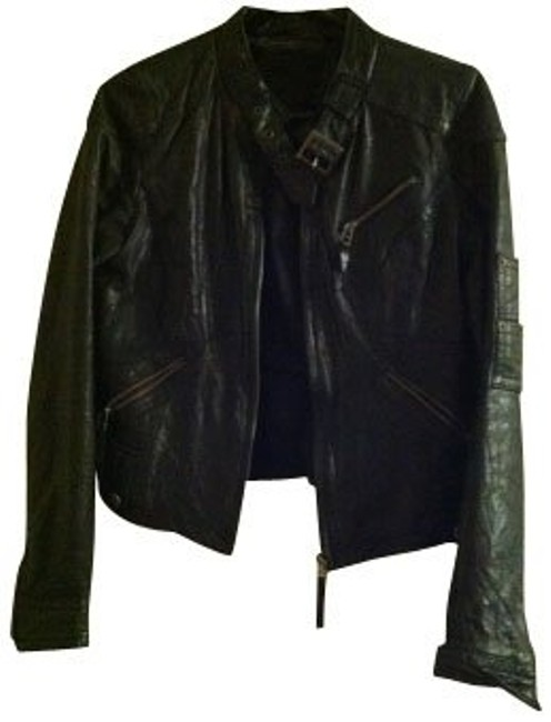Preload https://item5.tradesy.com/images/black-leather-size-8-m-709-0-0.jpg?width=400&height=650