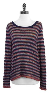 Rag & Bone Multi Color Striped Sweater
