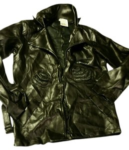 Rubies Costume Co Halloween Biker Jacket Dress