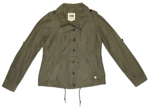 Obey Propaganda Army Military Jacket