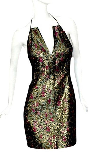 Preload https://item2.tradesy.com/images/david-meister-multicolor-stunning-stained-glass-halter-mini-night-out-dress-size-2-xs-709326-0-2.jpg?width=400&height=650