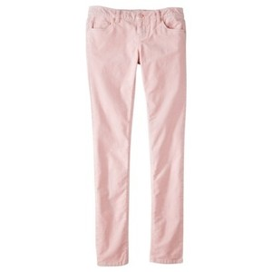 Mossimo Supply Co. Skinny Pants Light Pink