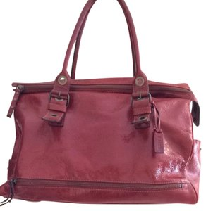 Danier Tote in Red