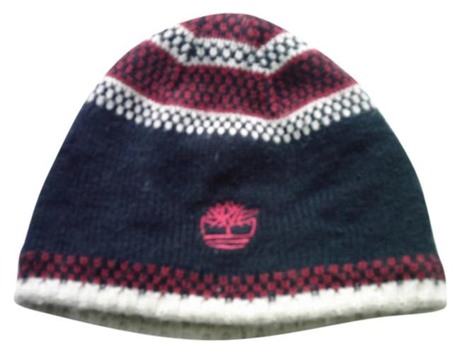 Item - Black Red and Cream Great Hat