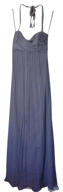 Item - Slate Chiffon G426c Long Formal Dress Size 0 (XS)