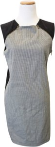 Robert Rodriguez Houndstooth Dress