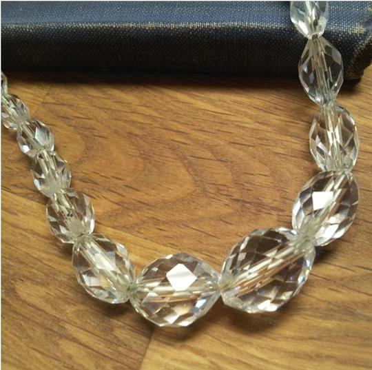 Preload https://img-static.tradesy.com/item/710059/clear-art-deco-style-crystal-statement-necklace-0-0-540-540.jpg