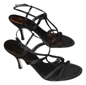 Faconnable Dress Like New Black Sandals