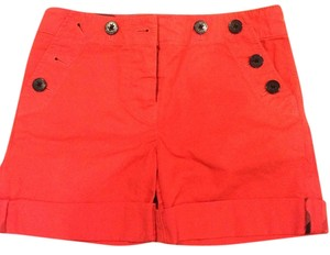 Burberry Kids Girls New Mini/Short Shorts Red