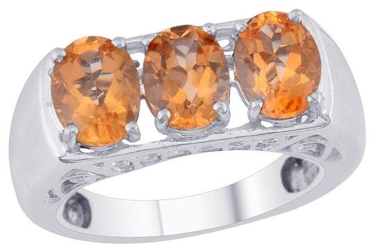 Unknown Brazilian Citrine Ring