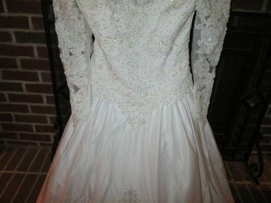 Alfred Angelo Made For Jc Penney Wedding Dress