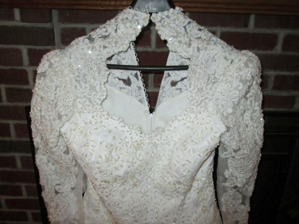 Alfred Angelo Made For Jc Penney Wedding Dress Tradesy