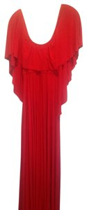 Red Maxi Dress by Butter by Nadia