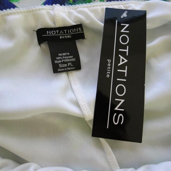 Notations New With Tags Petite Large Notations Skirt Set
