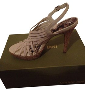 Gianni Bini Off White Sandals