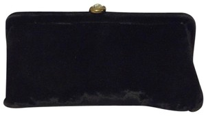 JR Vintage Black Clutch
