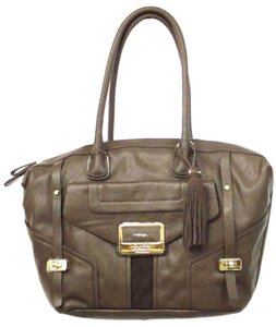 Guess Satchel in Coffee