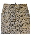 Forever 21 Cream Lace Skirt Size 8 (M, 29, 30) Forever 21 Cream Lace Skirt Size 8 (M, 29, 30) Image 1