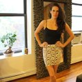 Forever 21 Cream Lace Skirt Size 8 (M, 29, 30) Forever 21 Cream Lace Skirt Size 8 (M, 29, 30) Image 2