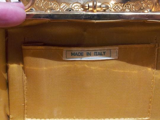 Other Vintage Beaded Hardware Gold Clutch